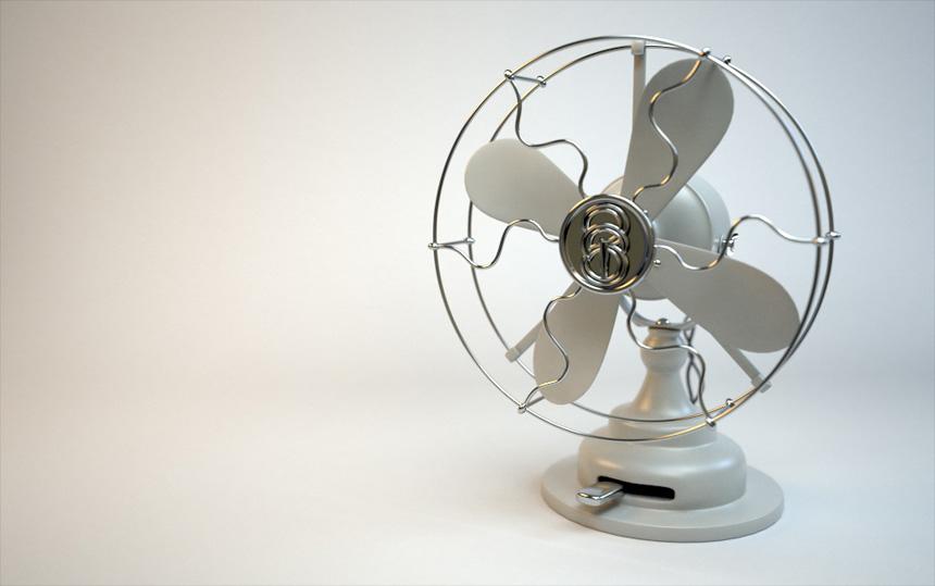 Arthur Staschyk - Ventilator