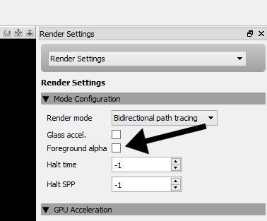 Indigo renderer plugin check page