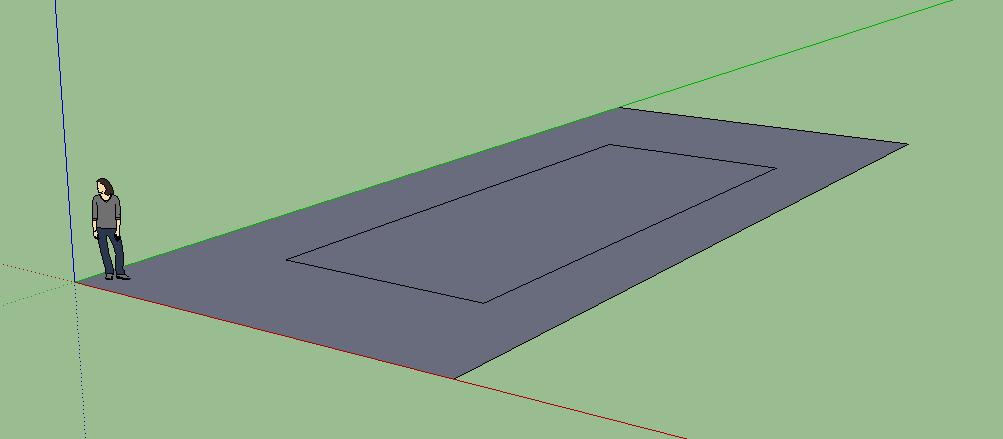 Indigo for sketchup for Pool design sketchup