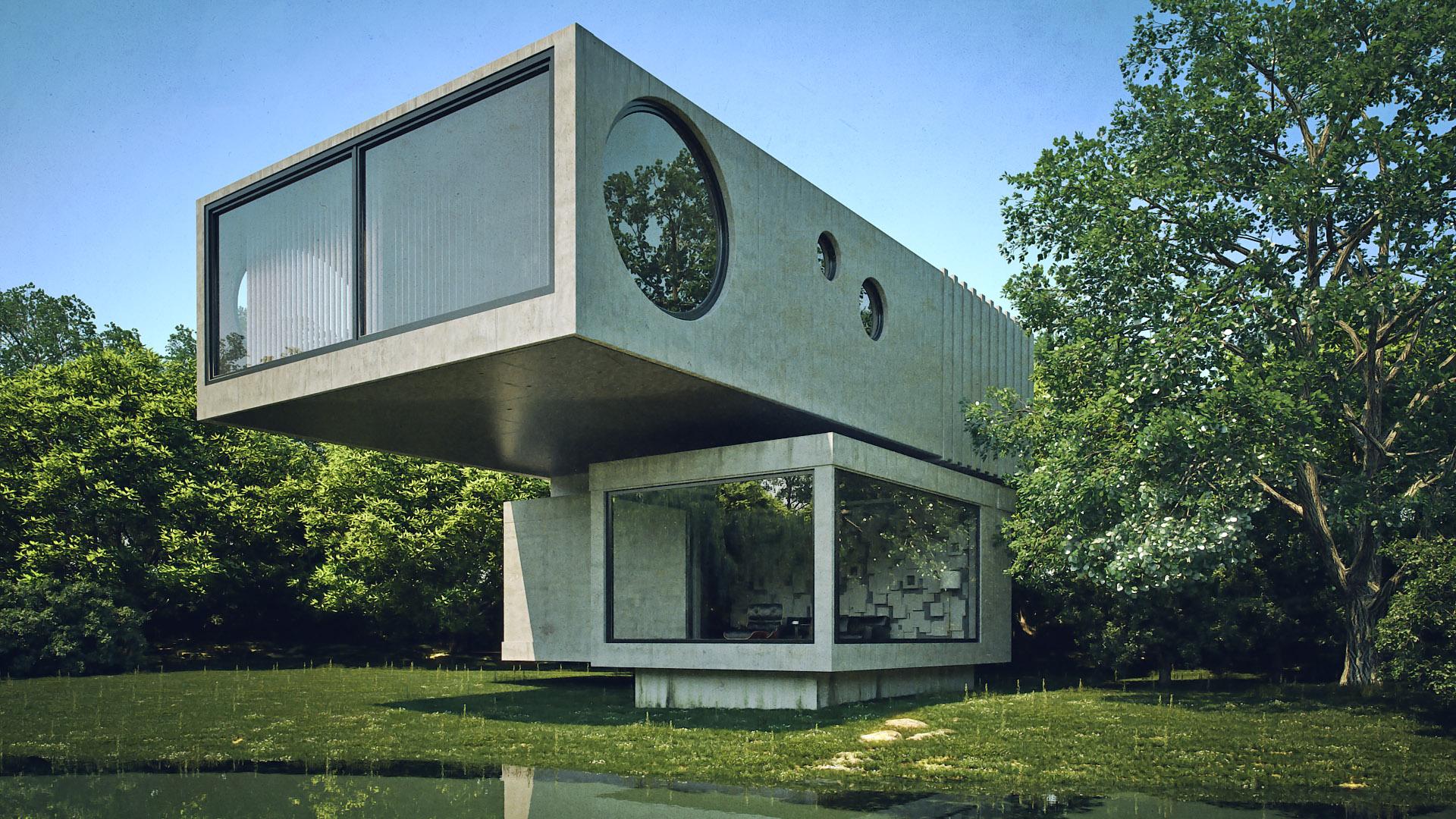 Cinema 4d for Home design 4d