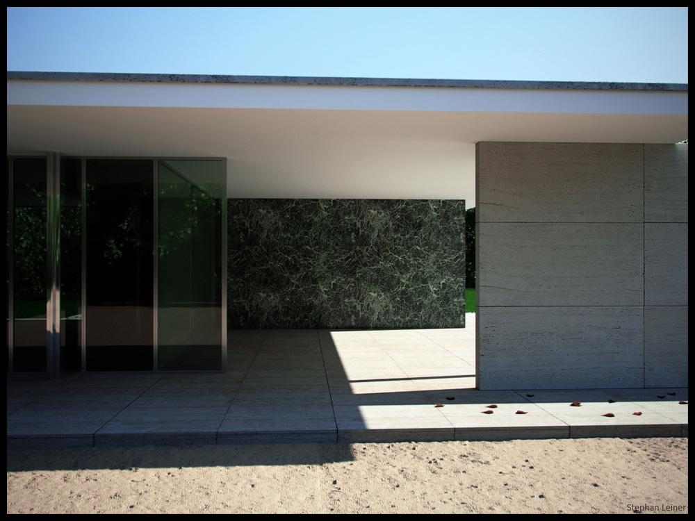 barcelona pavillon 2