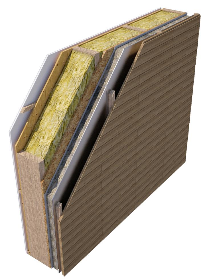 Structural Timber Panel Indigo Renderer