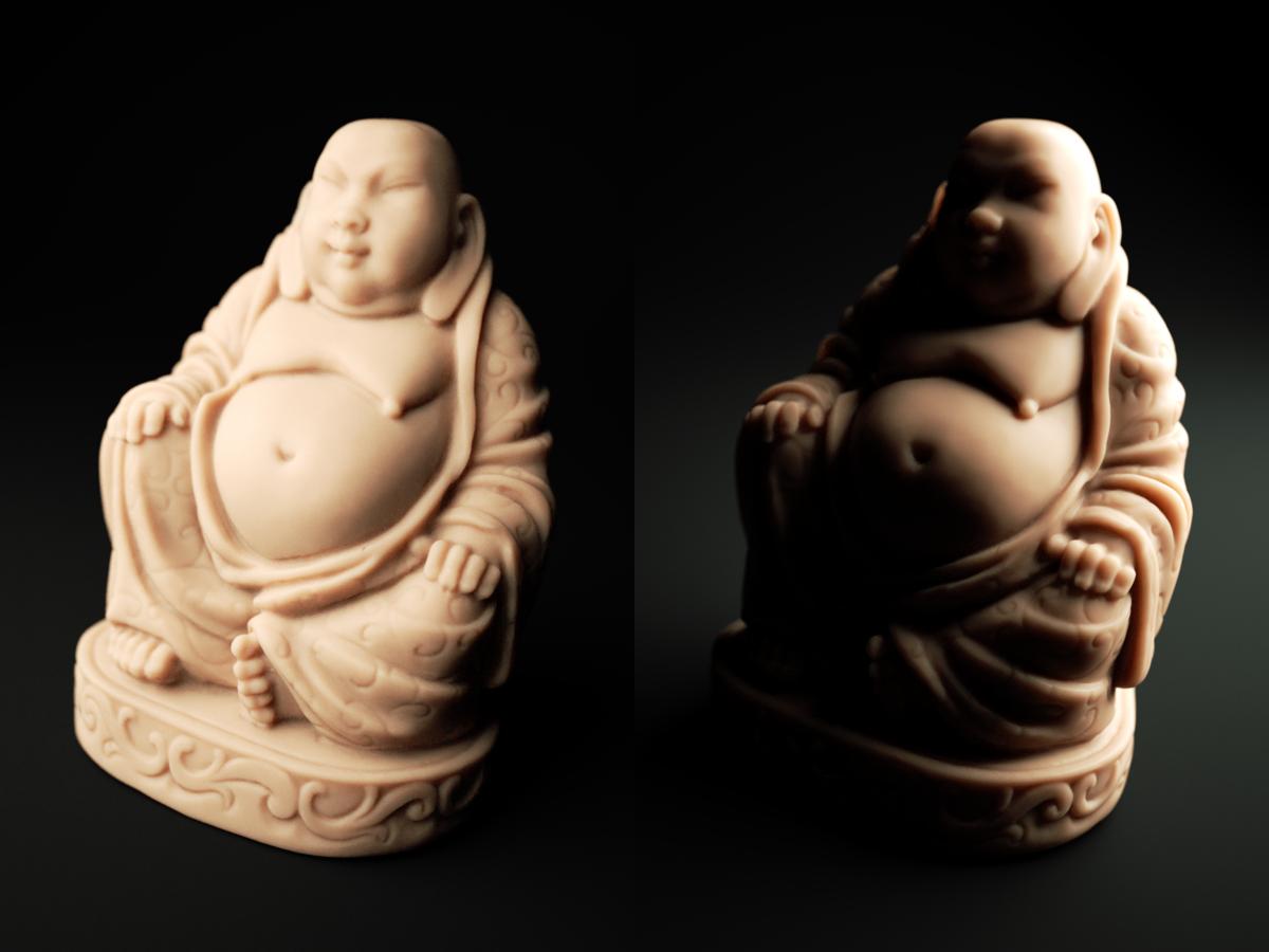 Skin Buddha
