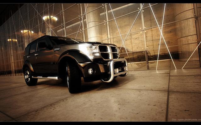 Dodge Nitro 01