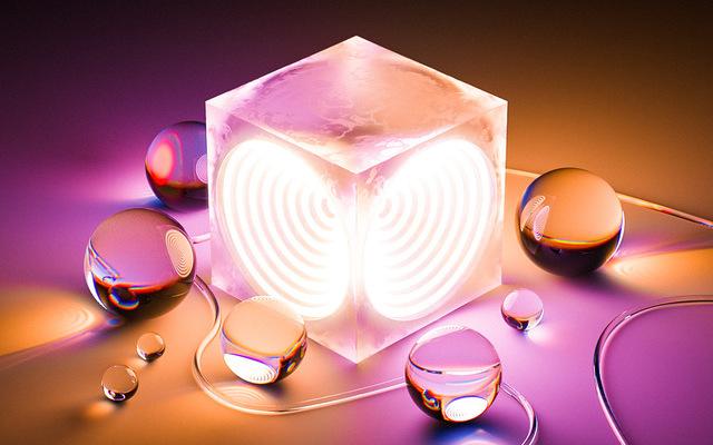 Cube spectrum