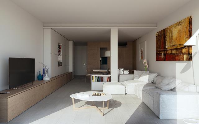 Living Room - Daylight