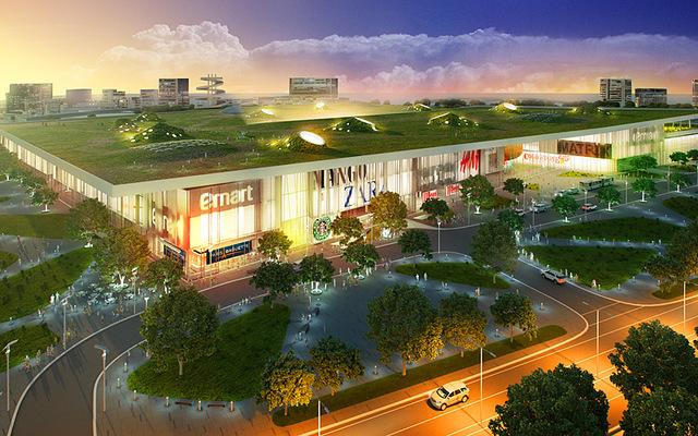 Regional Shopping Centre 1