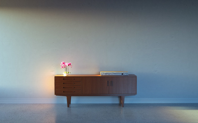 Lonely Sideboard
