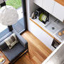 Micro living concepts interior