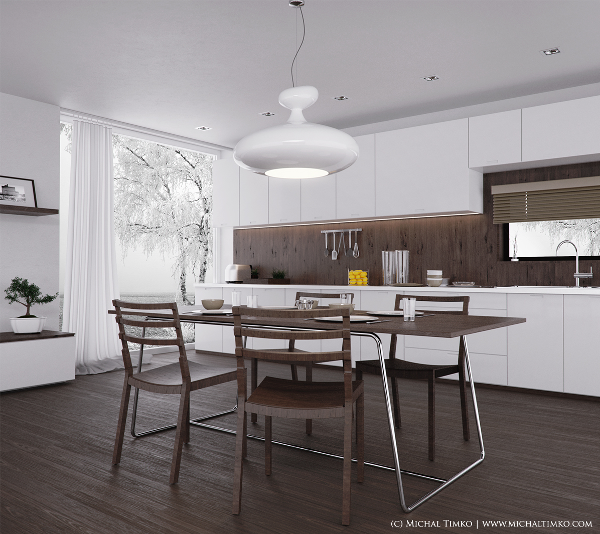 Luxury Kitchen Design Ideas: Modern Luxury Kitchen (catalogue Style)