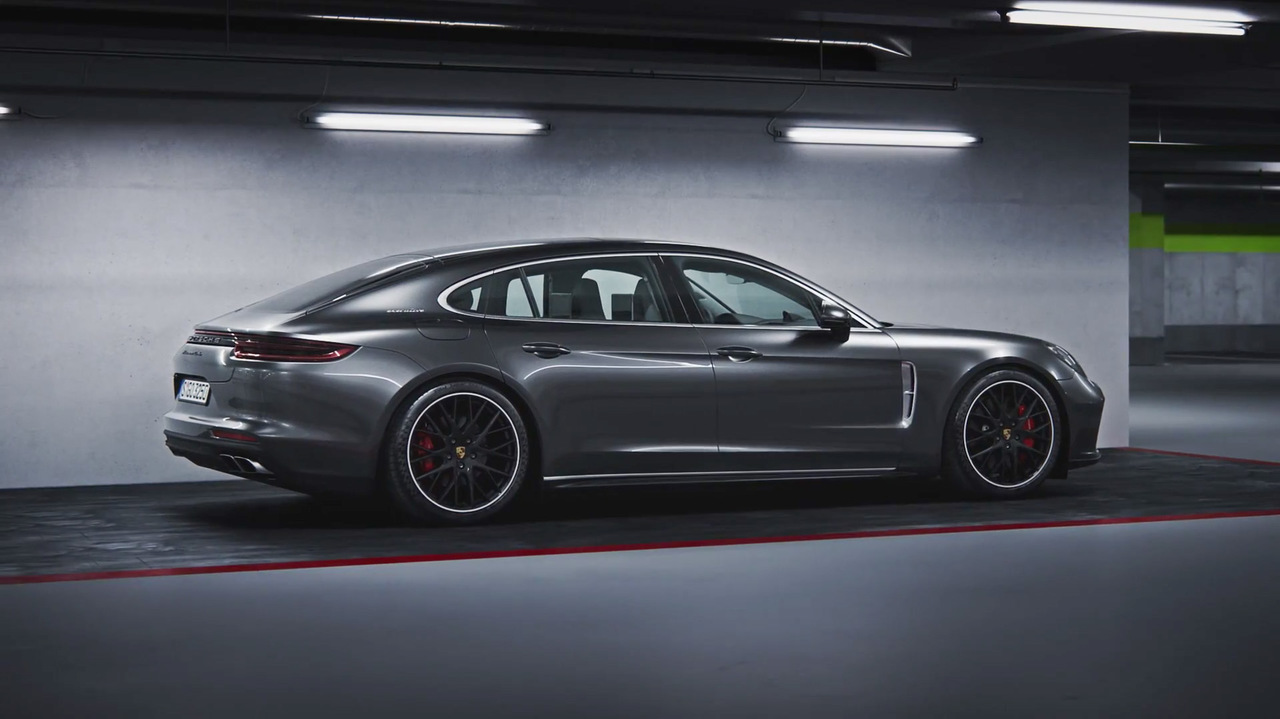Porsche Panamera Executive - Official Trailer