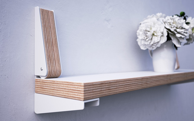 Micro living concepts shelf