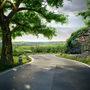 German Country Road