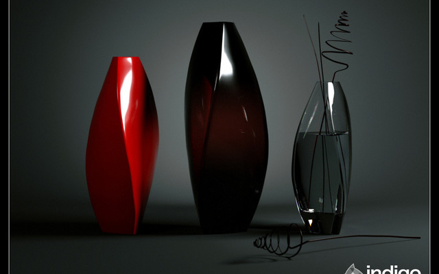 Objects Indigo Renderer