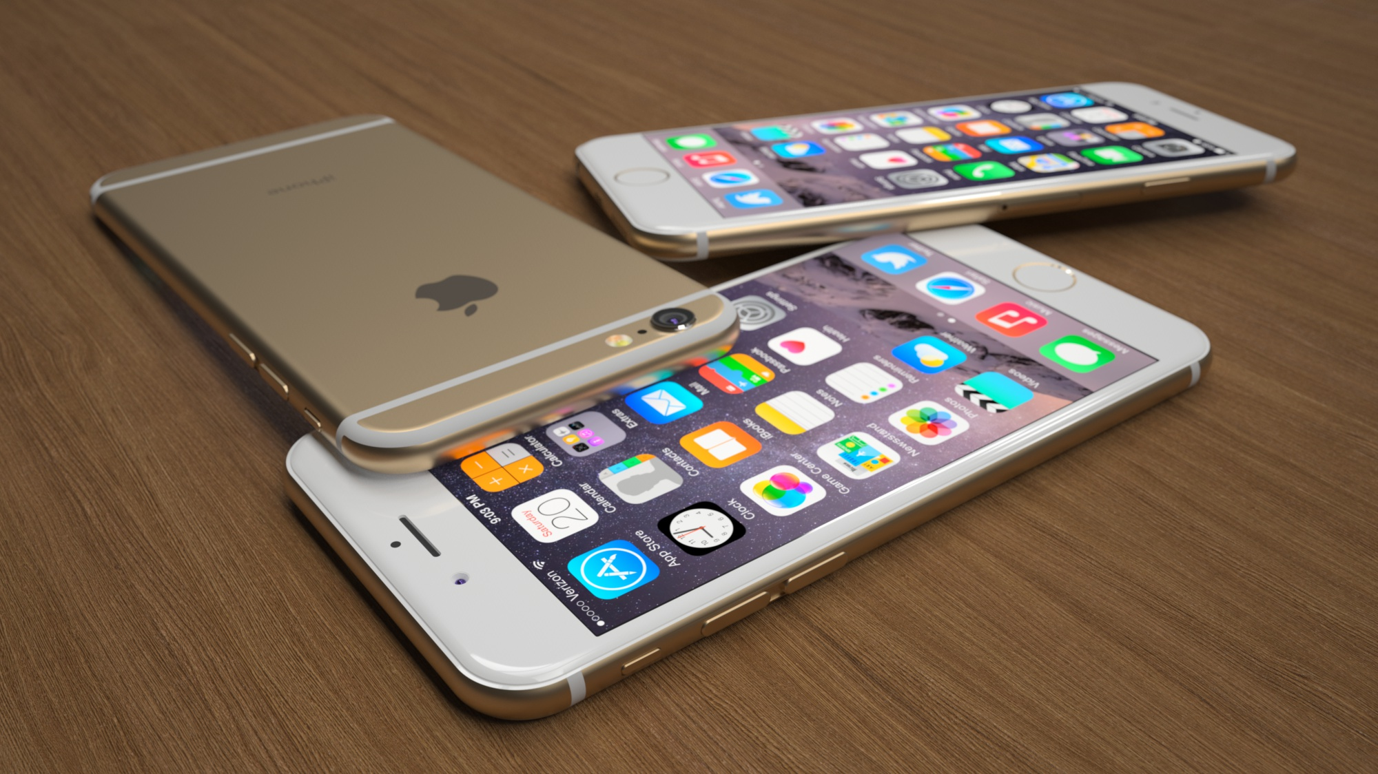 how to find hidden files on iphone 6