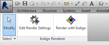 Indigo Renderer addins