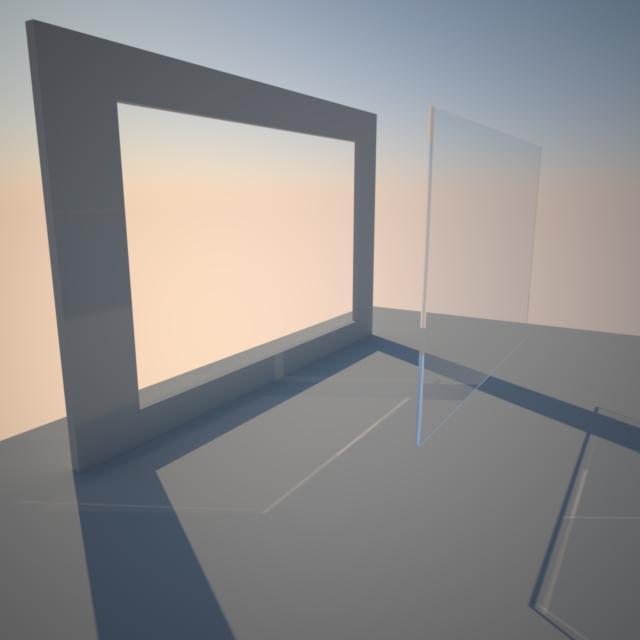 Physically Correct Modelling Of Glass Indigo Renderer